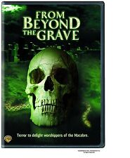 FROM BEYOND THE GRAVE PETER CUSHING LESLEY-ANNE DOWN WARNER W.S. LIKE NEW DVD