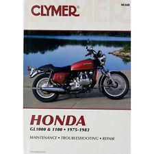 HONDA GL1000,GL1100 GOLD WING, INTERSTATE REPAIR SERVICE MANUAL BOOK M340