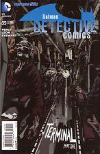 DETECTIVE COMICS (2011) #35 - New 52 - Back Issue