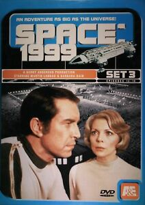Space 1999 Set 3 DVD Box Set R1 - VERY GOOD CONDITION + FREE POSTAGE