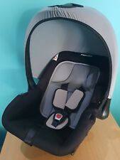 Nania Baby Ride Infant Carrier Baby Group 0+ Car Seat Carseat 0-9m Smoke Grey