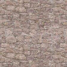 Miniatura para Casa de Muñecas Grande Bloque Rosa Tintado Piedra Papel