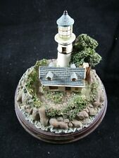 Vintage Thomas Kinkade Lighthouse- A Light in the Storm