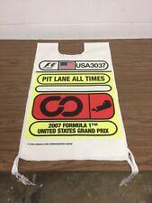 2007 United States Grand Prix Pit Lane Vest