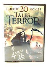 20-Horror Movie: Tales of Terror DVD   Box Set