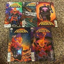 COSMIC GHOST RIDER 1-5 2018 MARVEL COMICS COMPLETE LOT DONNY CATES