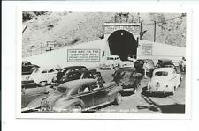 Real Photo Postcard Post Card Bingham Canyon Utah Ut Copperfield Tunnel