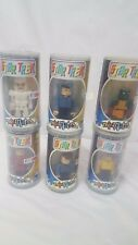 Lot of 6 Star Trek Mini Mates