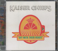Kaiser Chiefs Off With Their Heads CD ALBUM