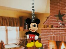 Disney Mickey Mouse Ceiling Fan Pull Light Lamp Chain Decor K1115