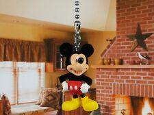 Disney Mickey Mouse Ceiling Fan Pull Light Lamp Chain Decor K1115