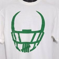 Undefeated Mens T Shirt Vintage UNDFTD Skull Streetwear White Size Large