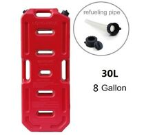 8Gallon/30L Fuel Gas Storage Tank Can Container Pack for ATV and Motorcycle