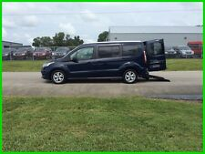 2014 Ford Transit Connect XLT Wheelchair Handicap Accessible
