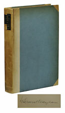 The Painted Veil ~ W. SOMERSET MAUGHAM ~ Signed Limited Edition ~ First 1925 1st