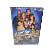 Grounded For Life The Complete Series DVD New Sealed Seasons 1 2 3 4 5 Season