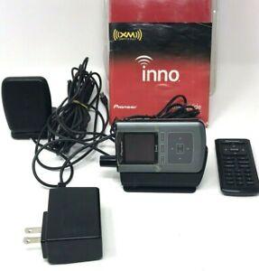 Sirius XM Satellite Radio Pioneer GEX-INNO2BK w CD-INCAR2 and CD-INHOME2