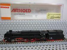 Arnold N 2501 Dampflok Schlepptenderlok der DB BR 02 0201-0 Analog in OVP
