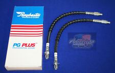 Lincoln 1973-1979 Continental 2x Front Raybestos Brake Hoses (Pair) BH36649