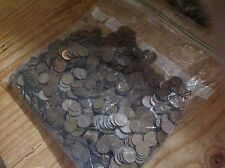 """500 mixed """"S"""" Mint Lincoln Cents Wheat Pennies Steels Included!"""