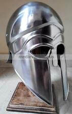 greek corinthian helmet Armour europe reenactment larp spartan helmets