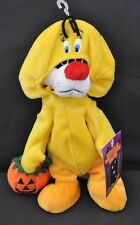 Sylvester in Tweety Halloween Costume Bean Bag Toy Warner Bros Looney Tunes Tag