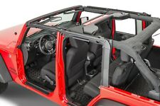 2007-2017 Jeep Wrangler Unlimited Smittybilt OEM Replacement Door Surround Kit