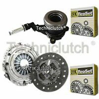 LUK 2 PART CLUTCH KIT WITH LUK CSC FOR VAUXHALL ASTRA HATCHBACK 1.6I 16V