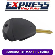 Peugeot 2 Button Replacement Remote Key Fob Case Shell Fits Expert 806 + Logo