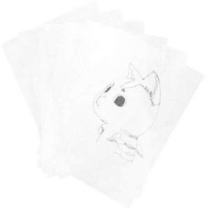 Tikteck A4 Size Artist's Tracing Paper, 8.3 x 11.5 inch, 100 4336943209