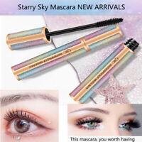 4D Silk Fiber Eyelash Mascara Extension Eyelashserum Wimpernverlängerung Vivid