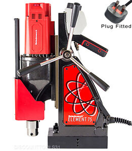 Rotabroach Element 75 Magnetic Drill & Tapping Machine 75mm Dia 220v -240v