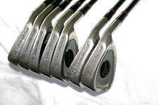 Louisville Golf Clubmaker Classic  3-7&9-PW Iron Set. TT Stiff Graphite.GP Grips