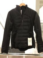 Brand New Lululemon Down For It All Pullover Jacket, Size 6