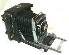 "Vintage Busch Press-Man 3 ¼"" X 2 ¼"" Camera w/a film cartridge (negative inside)."