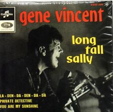 CD Single Gene VINCENT Long Tall Sally - French EP REPLICA - 4-TRACK CARD SLEEVE