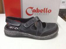 ladies shoes Cabello 5502 black size 42/11