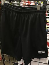 Official Sports Ussf Soccer Black Referee Shorts size Youth Large