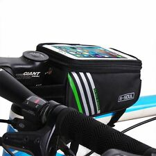 New Outdoor Mountain Bike Bicycle Pouch Cycling Frame Front Top Tube Bag