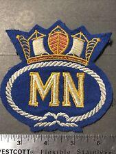 Merchant Navy Crest