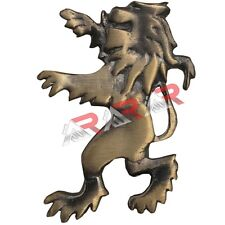 AAR Traditional Scottish Lion Rampant Kilt Pin Antique Finish High Quality 2""