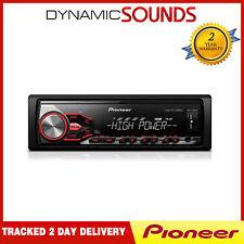 Pioneer Mvh 280FD Autoradio Rdstuner MP3 aux USB Ipod Iphone Android Lecteur