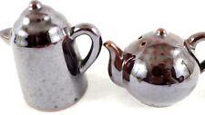 Vintage Teapot Salt & Pepper Shakers