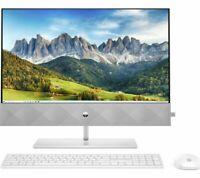 "HP 24 All In One PC 24"" FHD IPS AMD Quad Core Ryzen 3-4300U 16GB RAM 512GB SSD"