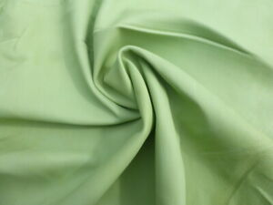 Lambskin lamb sheep leather hide Soft Lime Green butter soft 1 1/2 oz