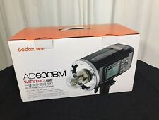 Godox Witstro AD600BM Manual All-In-One Outdoor Flash