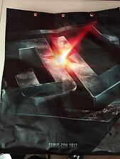 COMIC CON SDCC 2017 JUSTICE LEAGUE SWAG BAG