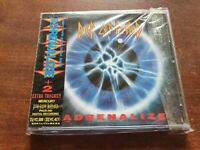 Def Leppard Adrenalize CD JAPANESE EDITION WITH OBI Bonus Tracks