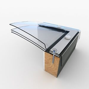 Dome Rooflight, Mardome Trade Skylight, Polycarbonate Flat Roof Light Window