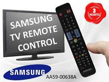 GENUINE SAMSUNG TV 3D REMOTE CONTROL PART # AA59-00638A # AA59-00639A